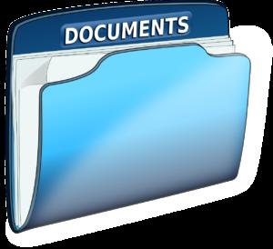 Arkivera kvitton